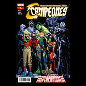 Campeones nº 8