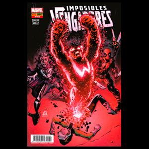 Imposibles Vengadores nº 54