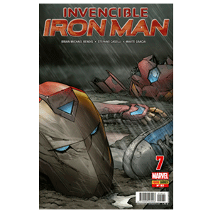Invencible Iron Man nº 82