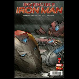 Invencible Iron Man nº 82