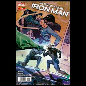 Victor Von Muerte: Iron Man nº 8