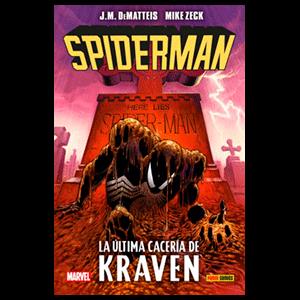 100% Marvel. El Asombroso Spiderman: La Última Cacería de Kraven