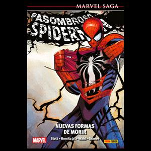 Marvel SAGA: El Asombroso Spiderman nº 17