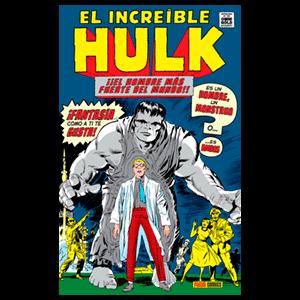 Marvel GOLD: El Increíble Hulk nº 1