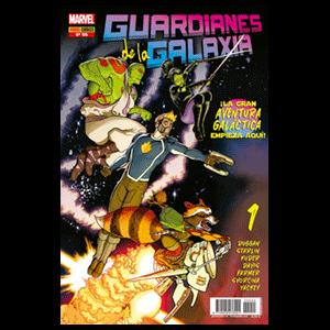 Guardianes de la Galaxia nº 55