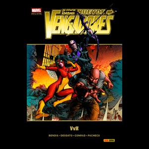 Marvel DELUXE: Los Nuevos Vengadores nº 17