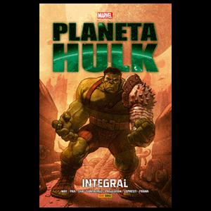 Marvel INTEGRAL: Planeta Hulk