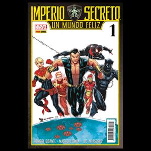 Imperio Secreto Un Mundo Feliz nº 1