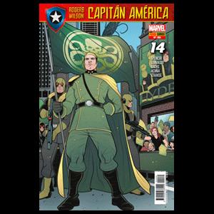 Capitán América nº 85