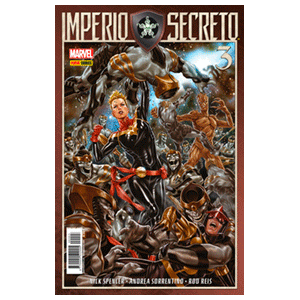 Imperio Secreto nº 3