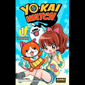 Yo-Kai Watch: Días Miauravillosos y Emiaucionantes nº 1