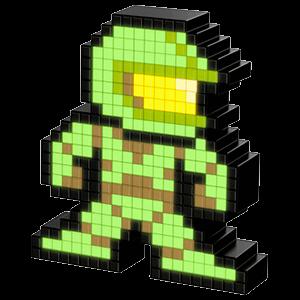 Figura Pixel Pals: Halo Master Chief