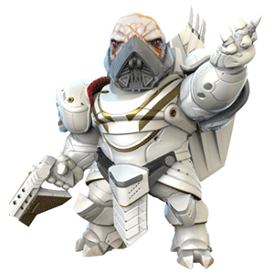 Figura Destiny 2 10cm: Ghaul