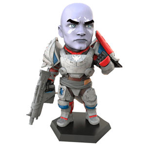 Figura Destiny 2 10cm: Zavala