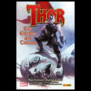 100% Marvel. Thor. Las Edades del Trueno nº 1