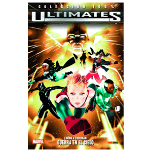 100% Marvel. Ultimates nº 3