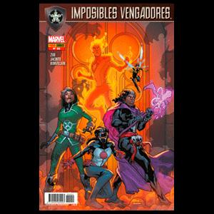 Imposible Vengadores nº 55