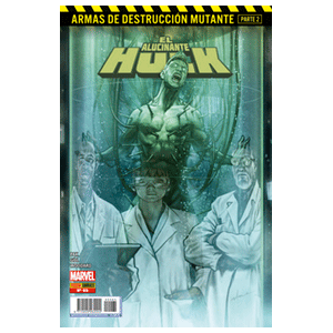 El Alucinante Hulk nº 65
