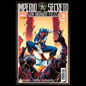 Imperio Secreto: Un Mundo Feliz nº 2
