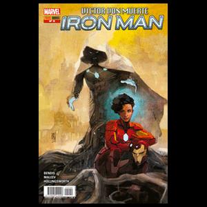 Victor Von Muerte: Iron Man nº 9