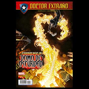 Doctor Extraño nº 21