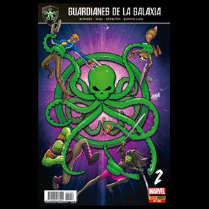 Guardianes de la Galaxia nº 56