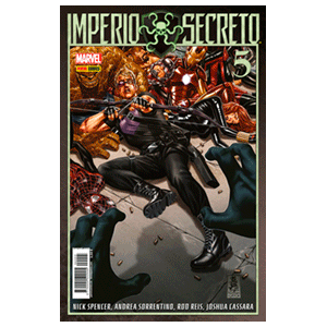 Imperio Secreto nº 5