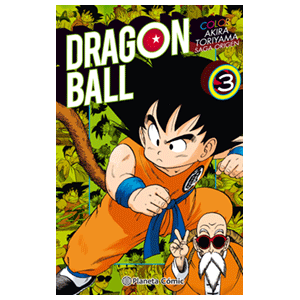 Dragon Ball Nº 3