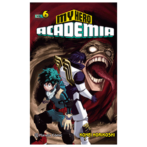 My Hero Academia nº 6
