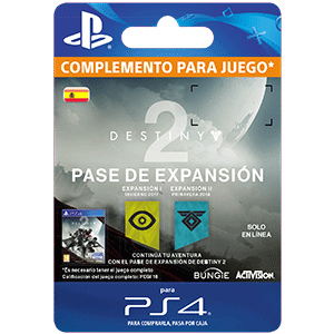 Destiny 2 Expansion Pass PS4