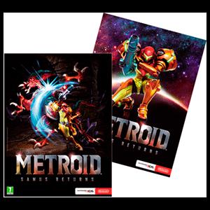 Metroid Samus Returns - Póster