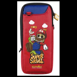 Bolsa de Transporte para Nintendo Switch Calaveritas Mario