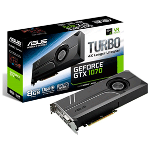 Asus GeForce GTX 1070 Turbo 8GB