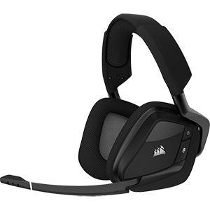 Corsair Void Pro RGB Wireless Dolby 7.1 Negro
