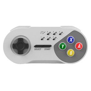 Mando de Control Inalámbrico Nintendo Classic Mini SNES Subsonic