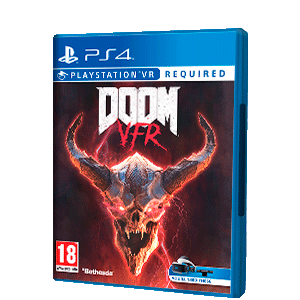 Doom Vr Playstation 4 Game Es