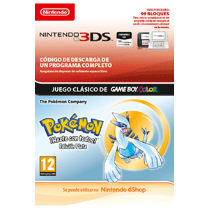 VC - Pokemon Silver - Versión Española 3DS