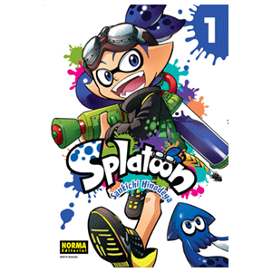 Splatoon nº 1