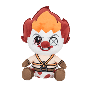 Peluche 20 cm Twisted Metal: Sweet Tooth