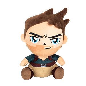 Peluche 20 cm Uncharted 4: Nathan Drake