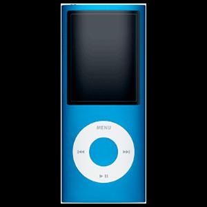 iPod nano 2ª Gen 4Gb (Azul)