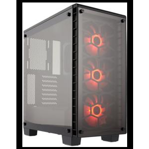 Corsair Crystal 460X Negra - Caja de Ordenador