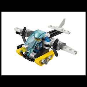 LEGO City Undercover - Figura LEGO Avión