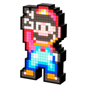 Figura Pixel Pals: SMW Mario