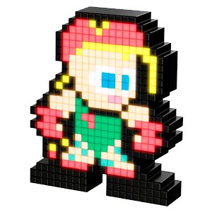 Figura Pixel Pals: Street Fighter Cammy