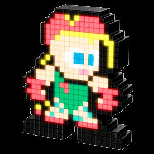 Figura Pixel Pals: Street Fighter Cammy