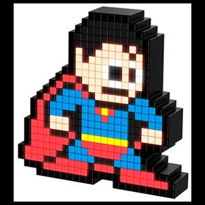 Figura Pixel Pals: DC Superman