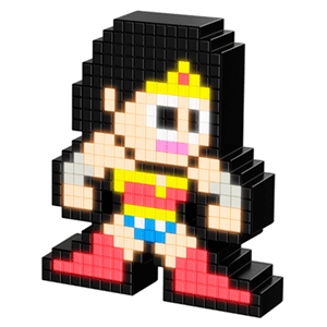 Figura Pixel Pals: DC Wonder Woman