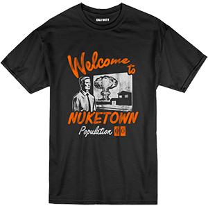 Camiseta CoD MWII: Nuketown Talla L