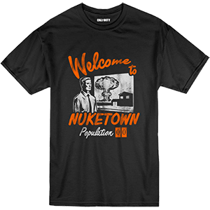 Camiseta CoD MWII: Nuketown Talla XL